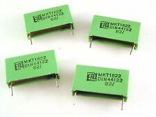 VISHAY ERO MKT1822 DIN44122 0.47 uf 250V Incontrato Poli Pellicola Condensatore