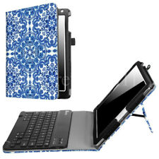 Bluetooth Keyboard Folio Stand Case Cover For iPad 2017 9.7'' & iPad Air 2/1st