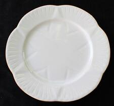 "SHELLEY Bone China England Dainty Shape Gold Trim REGENCY 8 1/8"" Salad Plate"