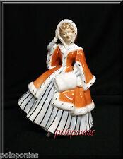 ROYAL DOULTON Noelle Figurine HN2179 - Retired 1967