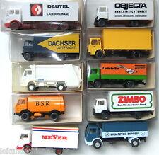 Intéressant wiking camion liasse 10 pièces HO 1:87 #4735/165