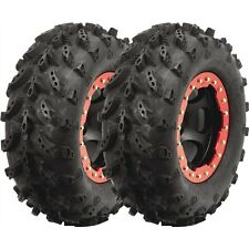 24x8-12 INTERCO SWAMP LITE ATV UTV MUD TIRES (SET OF 2) 24x8x12 24-8-12
