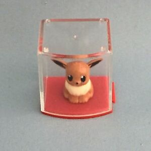 Very Rare Pokemon Eevee mini figure Toy Nintendo Japan Anime  Pocket Monster