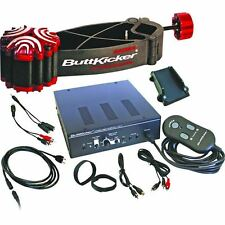 ButtKicker BK-GR2 Gamer Transducer Amplifier Kit - NEW