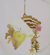 Karen Rossi Silvestri Fanciful Flight Angel Fairy  Flying Girl Ornament