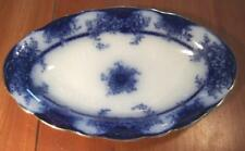Alfred Meakin Kelvin Flow Blue 14 in Oval Platter Excellent Condition