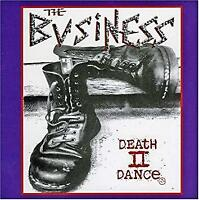 The Business - Death II Dance (NEW CD EP)