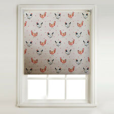 Country Chickens - Thermal Blackout Roller Blind + METAL BRACKET FITTINGS