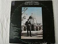 JOHNNY CASH - the holy land VINYL LP ALBUM 1969 COLUMBIA RECORDS A MOTHER'S LOVE