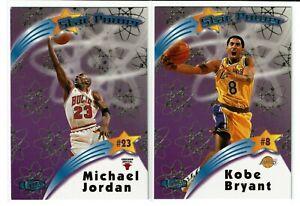 Michael Jordan Kobe Bryant 97-98 Fleer Ultra Star Power 20 Cards Complete Set