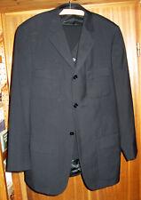 Stylische 3tlg. Anzug Kombination Gr. 50 in schwarz (mit kleinem Makel)