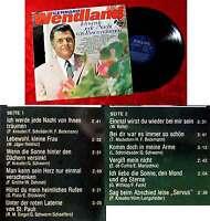 LP Gerhard Wendland: Ich werde jede Nacht von Ihnen träumen (Philips 844 389 PY)