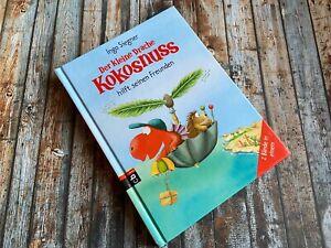 Buch: Der kleine Drache Kokosnuss - hilft seinen Freunden 2 Bände in einem