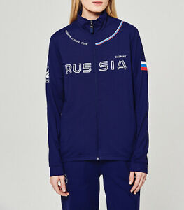 Women's Official Jacket Russian Team POCCNR Olympic Games Tokyo Japan 2020 New