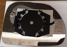 SPECCHIO SPECCHIETTO RETROVISORE PIASTRA SX FIAT 500L DAL 2013>TERMICO