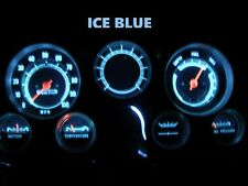 67 72 C/K Series Chevy Truck Gauge Cluster LED Dashboard Bulb Ice Blue
