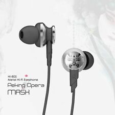 UiiSii Hi-805 LIVEHITOP Earbuds Noise cancelling Stereo Bass Earphones iPhones