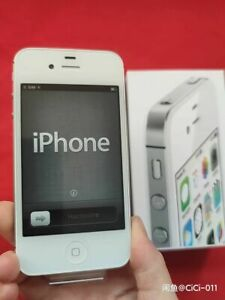 "Original IOS 6 Apple iPhone 4S 8/16/32/64GB 3.5"" Dual Core 8MP 3G SmartPhone"