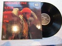 MARVIN GAYE LP LET'S GET IT ON stms 5034 1982 RCA PRESSING