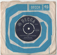 "Jonathan King Everyones Gone To The Moon 7"" Sgl 1965"