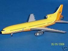 Inflight500 Court Line L-1011 (G-BAAA/ Yellow) 1:500