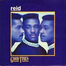 """Reid Buenos Tiempos/versión Dub Sy 27 UK Syncopate 1989 7"""" PS EX/EX"""