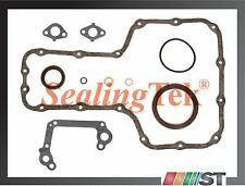 Fit 98-08 Toyota 1.8L 1Zzfe Engine Lower Conversion Set Oil Pan Gasket Seals kit
