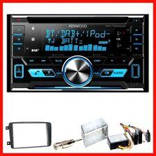 Komplett Set Mercedes C-Klasse W203 CLK W208 W209 CLC Kenwood DPX-7000DAB USB CD