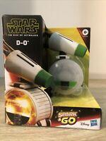 Star Wars Rise Of The Skywalker Spark & Go D-0 Action Figure NEW!!