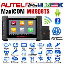 Autel MK808TS TPMS Full-System Scanner Service OBD2 Car Diagnostic Scan Tablet