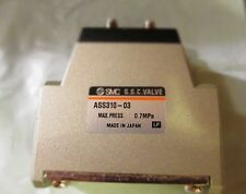 SMC ASS310-03, S.S.C. Speed Control, Slow Start Valve