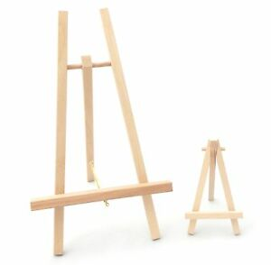 Wooden Easel - 29cm x 17cm
