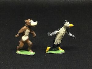 Pixyland, Pip And Squeak, (lime Green 208) Small Figures, TV Characters