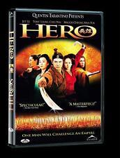Hero - Jet Li -Dvd Movie / New Fast Ship! (Vg-A111319Dv / Vg-191)