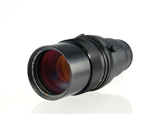 Carl Zeiss Jena DDR MC Sonnar 4/300mm Canon FD  - (33611)