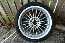 "Genuine Alpina 18"" Softline with excellent tyre E39 8J18 3611678D 235/40 ZR18"
