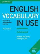 English Vocabulary in Use: Advanced Book with Answers: Vocabulary Reference and