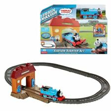 Thomas & Friends  Trackmaster Train Station Starter Set Motorized Action