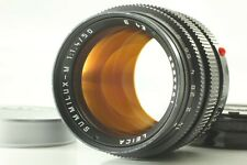 [TOP MINT Sr 3589961 E43 3rd Late Mode] Leica Summilux M 50mm F1.4 From Japan
