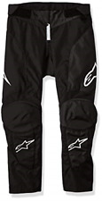 Alpinestars Youth Vector Pants Size US 24 EUR 38 Black & White - New 1740917