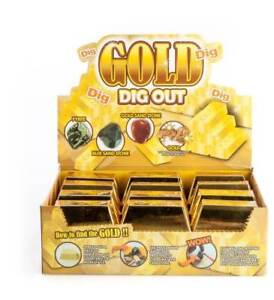 NEW Gold Dig Out from Mr Toys