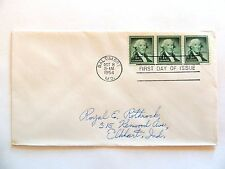 """August 26th, 1954 """"Washington Stamp"""" 1st Day Issue"""