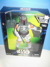 Star Wars Empire Strikes Back Electronic Boba Fett 1998 Kenner talks and sounds