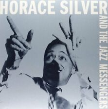 Horace Silver - And The Jazz Messenger LP Vinile