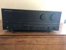 Marantz PM-80 MKII - 2 x 100W - Class A - audiophile legend!