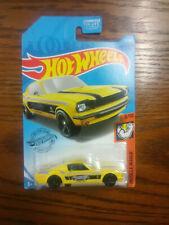 '65 Mustang 2+2 Fastback (yellow) Hot Wheels 2019