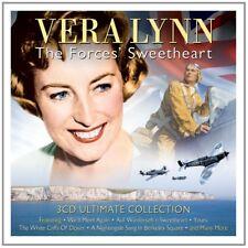 VERA LYNN - FORCES SWEETHEART 3 CD NEU