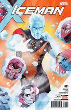 Iceman #1 (NM)`17 Grace/ Vitti