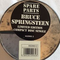 Bruce Springsteen, Spare Parts, Limited Edition Compact Disc Single, 1988,