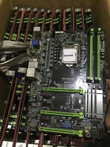 b85-btc Intel B85 USB 3.0 DDR4 ATX 6 GPU MINING Motherboard Tested OK